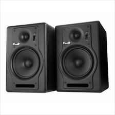 FLUID AUDIO Fader Series F5 Studio Monitor Speakers (Pair); FREE Cable