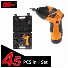 DCTOOLS S023 Transformable Cordless Electric Screwdriver Drill Tools