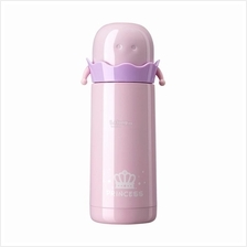 Adorable Princess Thermo Flask 300ml Vacuum Insulated Water Bottle Tum