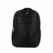 CUTE® M603 BRAND 'M' BACKPACK - BLACK BPM603BKVS