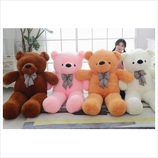 Gift Big Teddy Bear 0.6m 0.8m 1.0m 1.2m 1.6m 2.0m [Limited Time Offer]