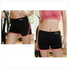 2-in-1 Women Sport Wear Waistband Skinny Yoga Running Dry Fit (YP9)
