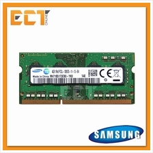 Samung 4GB DDR3L-12800S 1600Mhz Low Voltage Notebook Memory Ram
