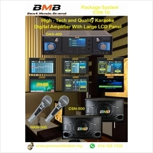 BMB DIGITAL KARAOKE PACKAGE SYSTEM