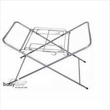 BabyLove 2 in 1 Bathtub/Moses Basket Stand *BEST BUY*