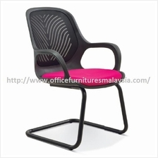 Simple Designer Visitor Mesh Chair OFME2727S damansara usj kepong KL