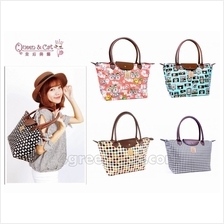 Taiwan Queen And Cat Unique Lightweight Waterproof Large Tote Bag