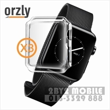[Ori] Orzly InvisiCase Full Screen Cover Apple Watch 38/42 mm SERIES 2