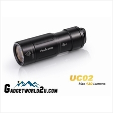 Fenix UC02 CREE XP-G2 S2 USB Rechargeable Keychain Flashlight