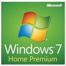 MICROSOFT WINDOWS 7 HOME PREMIUM OEM PACK (32-BIT)