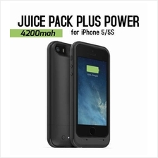 Power Casing 2500mAh iPhone 5 / 5S Juice Pack Plus Power Case / Sleeve