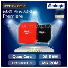 M8S PLUS 64BIT TV BOX - MXQ ZIDOO CS918 UBOX MIBOX MI TECH UNBLOCK