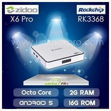 ZIDOO X6 PRO TV BOX - M8S MXQ PLUS CS918 UBOX MIBOX MI TECH UNBLOCK
