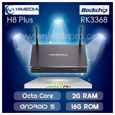 Himedia H8 Plus & Lite TV BOX - M8S MXQ ZIDOO CS918 UBOX TECH UNBLOCK