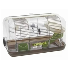 Habitrail Retreat Hamster Cage / House / Home- 41 cm L x 25 cm W x 24