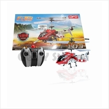 DFD F103 - 4CH Mini RC Gyro Metal Avatar Helicopter (Red)