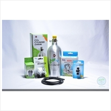 0.6L Aluminium CO2 Set For Planted Aquarium