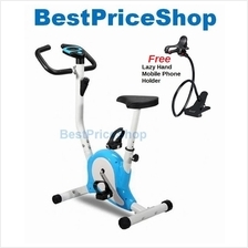 FitExperte Light Weight Gym Fitness Cardio Exercise Bike Slim Cycling