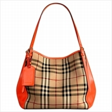 Burberry Hoeseferry Check Small Canterbury Panels Tote - 3971216-1