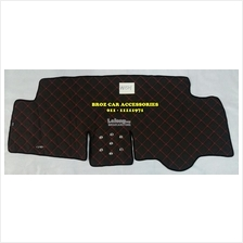 Non Slip Dashboard Cover without diamond for Toyota Wish 2012