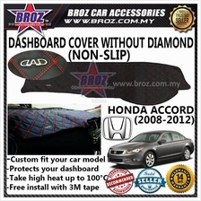 Non Slip Dashboard Cover without diamond for Honda Accord 2008-2012