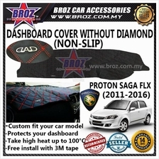 Non Slip Dashboard Cover without diamond for Proton Saga FLX