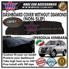 Non Slip Dashboard Cover without diamond for Perodua Kembara