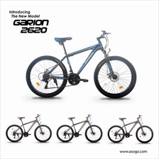"[CRONUS.MY] Garion G2620-BC 26"" Mountain Bike MTB with 21 Speed"