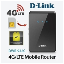 D-LINK DWR-932C 4G LTE Wireless Hotspot WiFi Portable 3G Modem Router