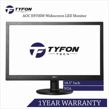 """AOC 18.5"""" Inch Widescreen LED Backlit LCD Monitor E970SW (Used)"""