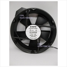 KYOTO 8 Inch AC Axial Fan / Cooling Blower