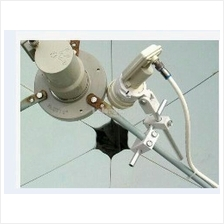 KU LNB HOLDER FOR C BAND DISH