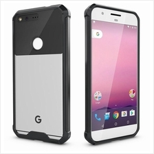 Cruzerlite Google Pixel XL LG V20 Transparent Case Cover Casing
