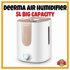 Deerma Air Humidifier Air Purifier 5L Moisturizer F525 Portable NEW