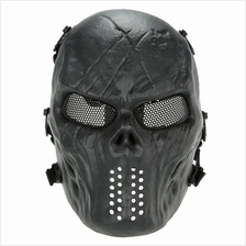 Wargame Tactical Mask Full Face Airsoft Paintball CS Army Mask