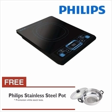 Philips Induction Cooker HD4921 (Single + Press Button)