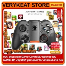 LCOSE Bluetooth Game Controller RK Joystick gamepad for Android IOS