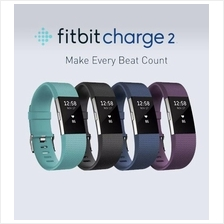 NEW Fitbit Charge 2 Heart Rate + Fitness Wristband Smart Watch Ori