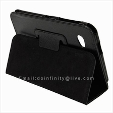 Samsung Galaxy Tab 7.0 Plus P6200 P6210 Folio Leather Stand Case Cover