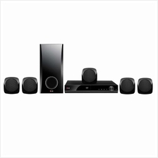 LG DH4130S 5.1 DVD Home Theater System (Black)