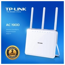 TP-LINK AC1900 Wireless Dual Band UNIFI / Maxis Fiber Router Archer C9