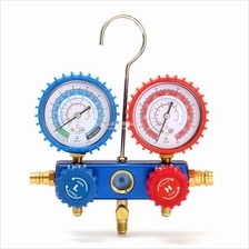 350/500PSI Car A/C Manifold Gauge For R134A Refrigerant