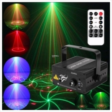 RG 40 Patterns LED Projector DJ Disco Light Stage Party Laser Show