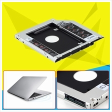 "2nd 9.5mm SATA HDD SSD Hard Drive Caddy Bay for MacBook Pro 13"" 15\"" .."