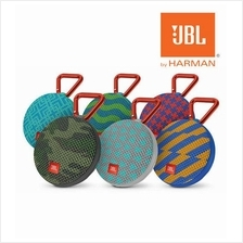Colorful - JBL Clip 2 Ultra Portable Waterproof Bluetooth Speaker