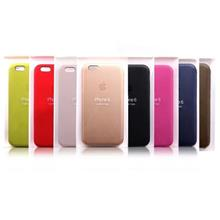 Apple Iphone 6 6s Plus PU Leather Case Back Cover