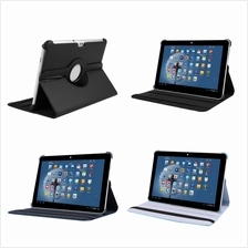 10.1'' Rotating PU Leather Case For Samsung Galaxy Tab 2 P5100/P5110/P..