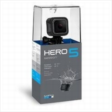 GoPro HERO 5 Session Black - Authentic Local Warranty (Black)