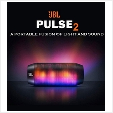 JBL Pulse 2 Wireless Splashproof Portable Bluetooth Speaker With LED