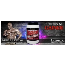 Muscle Juice 5lbs  (AMINO+BCAA+CREATINE) Mass Weight Gainer Protein